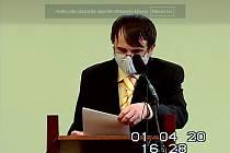 Místostarosta Příbora Pavel Netušil předkládá další bod programu zastupitelstva.