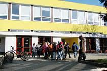 Budova Základní školy Komenského v Bílovci se dočkala celkového zateplení.