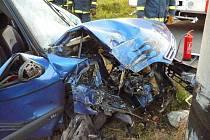 V neděli 20. září došlo k vážné dopravní nehodě v Příboře. Osmanáctiletý mladík jel příliš rychle a narazil do sloupiu elektrického vedení.