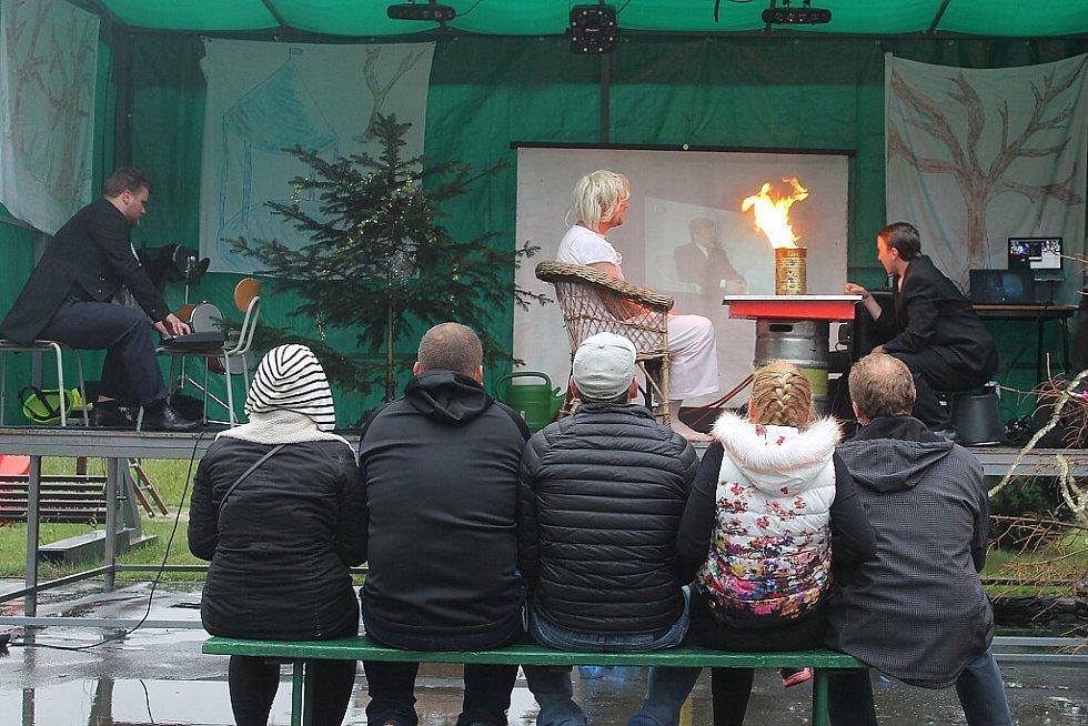 Pořadem Tvoje tvář má známý hlas se inspirovali v sobotu 16. července při dnu obce v Bítově.