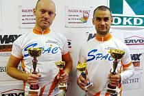 Nejlepší duo, Radek Blahut a Tomáš Celta.