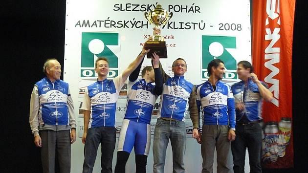 Nejlepší družstvo, CK Frenštát pod Radhoštěm.