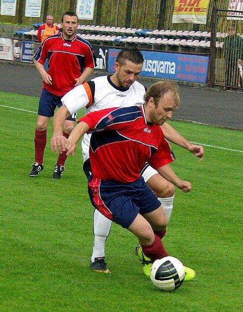 Fotbalisté Nového Jičína v domácím utkání 22. kola Moravskoslezské divize remizovali s FK Mikulovice.