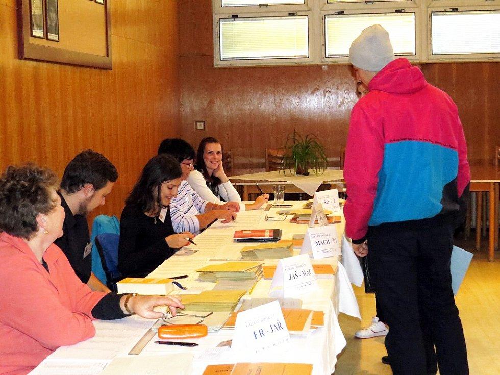 Krajské volby 2016 v Novém Jičíně