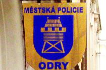 Městská policie Odry. Ilustrační foto.