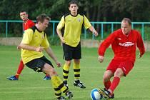 Nejlepšími fotbalovými celky Novojičínska, hrajícími I. A třídu, jsou Jakubčovice a Nový Jičín. V horní polovině tabulky skupiny B se drží také Libhošť, Příbor je uprostřed.