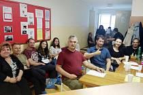 Již podruhé se někteří obyvatelé Libhoště zúčastnili společného odběru krve v Novém Jičíně.
