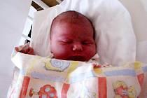 Julie Mrkvová, Hranice, nar. 4. 1. 2010, 53 cm, 4,25 kg, nemocnice Nový Jičín.