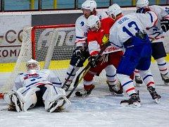 Hokejisté Nového Jičína vyhráli na ledě posledníOpavy i podruhé v sezoně shodným výsledkem 3:1.