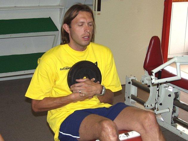 Martin Prohászka absolvoval dobrou přípravu, na hřišti se mu ale nedaří.
