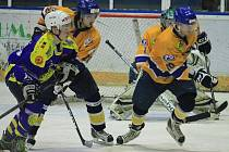 Snímky z utkání HC Kopřivnice – HK Krnov 4:2 (3:1, 0:0, 1:1).