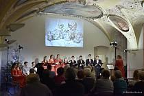 Podvečer zasvěcený vyprávění o betlémech a představení nové knihy na toto téma se konal v pátek 20. prosince v Příboře.