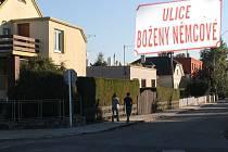 Ulice Boženy Němcové v Bílovci byla ještě nedávno klidná a tichá.