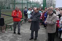 Lichnov otevřel nový sportovní areál.
