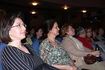 Konference k nelékařských profesí, kterou pořádala novojičínská nemocnice, zlákala do sálu kina Květen v Novém Jičíně 547 zájemců.