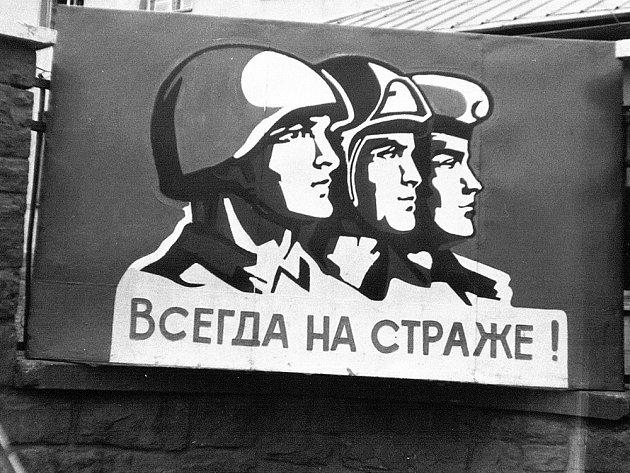 Vpondělí 26.února 1990bylo na vlakovém nádraží ve Frenštátě pod Radhoštěm už od rána nebývale rušno. Pobyt sovětských vojáků. Odjížděli domů.