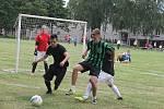 Turnaj v malé kopané, který je jako Memoriál Antonína Bůžka, se uskutečnil v sobotu 16. července v Nové Horce, místní části Studénky.