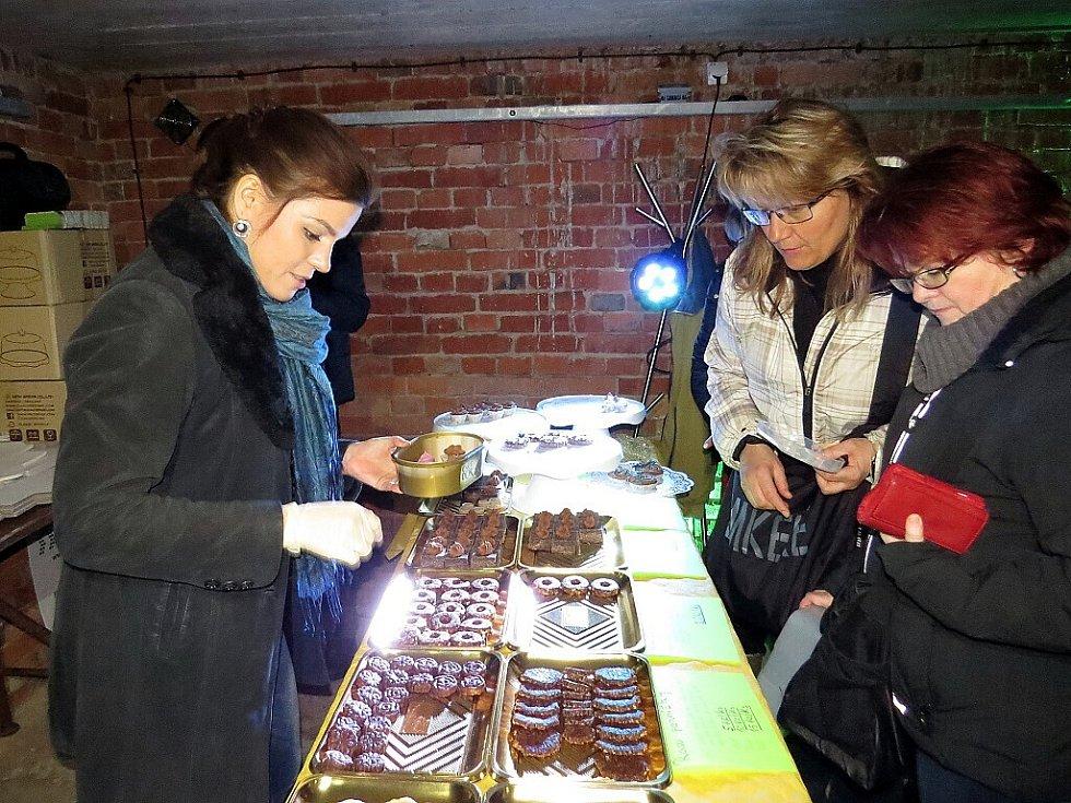 Potřetí se uskutečnil v Krytu ve Studénce Restaurant Day. O domácí potravinové výrobky byl velký zájem.