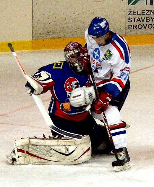 Lukáš Šrámek neměl v registračce prodloužené hostování a Nový Jičín může přijít o šest bodů.