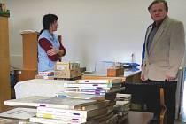 Knihovna v Děrném bude brzy v provozu.