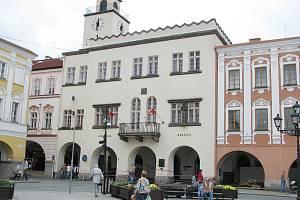 Radnice v Novém Jičíně.