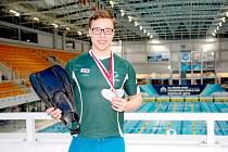 Novojičínskou lagunu zastupoval v polské Poznani pouze Jakub Jarolím, jenž si kromě dvou stříbrných medailí odvezl také splnění limitů na červnový světový šampionát v Řecku.