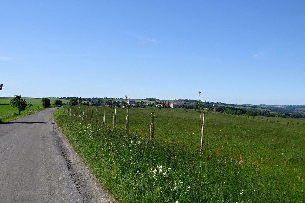 V Heřmanicích u Oder jsou pěkná a zajímavá místa.
