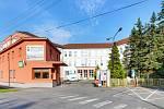 Nemocnice Nový Jičín.