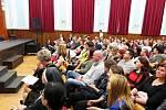 Třídenní 26. ročník Celostátní přehlídky církevních škol v zájmové umělecké činnosti zakončily ve čtvrtek 21. března galakoncerty.