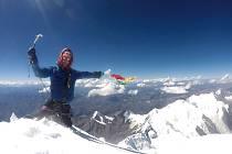 Horolezec Pavel Kořínek stanul na vrcholhory Minya Konka, která je nejvýchodněji ležící sedmitisícovkou a třetím nejvyšším vrcholem mimo horskou soustavu Himalájí.