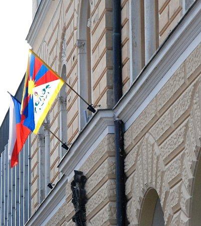 Povstání Tibeťanů proti čínské okupaci si připomněli ive Frenštátě pod Radhoštěm.