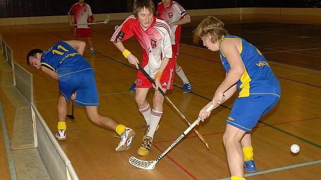 Vítězstvím 3:2 nad Náchodem si florbalisté FBC Vikings Kopřivnice zajistili jistotu účasti v play off první ligy.