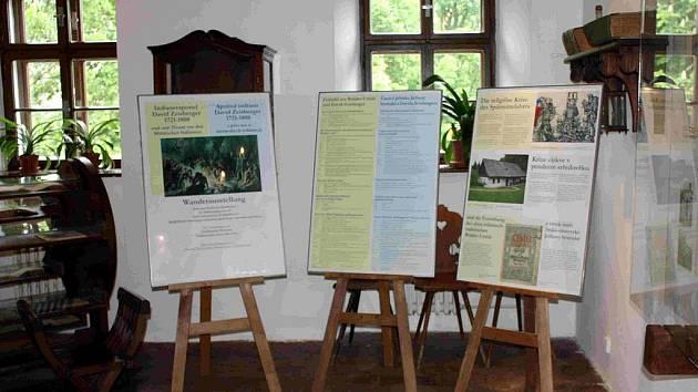 Od 13. května je v Památníku J. A. Komenského ve Fulneku zpřístupněna unikátní výstava, která se věnuje rodákovi ze Suchdolu nad Odrou Davidu Zeisbergerovi.