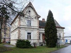 Bönischova vila v Kopřivnici. Ilustrační foto.