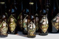 Lahvové pivo. Ilustrační snímek.