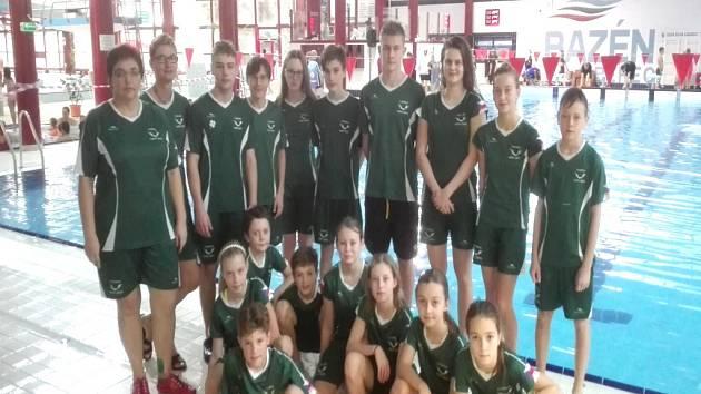Novojičínská Laguna opět potvrdila kvalitní práci s mládeží, když si v Liberci zajistila titul v letošním ročníku Ligy mládeže.