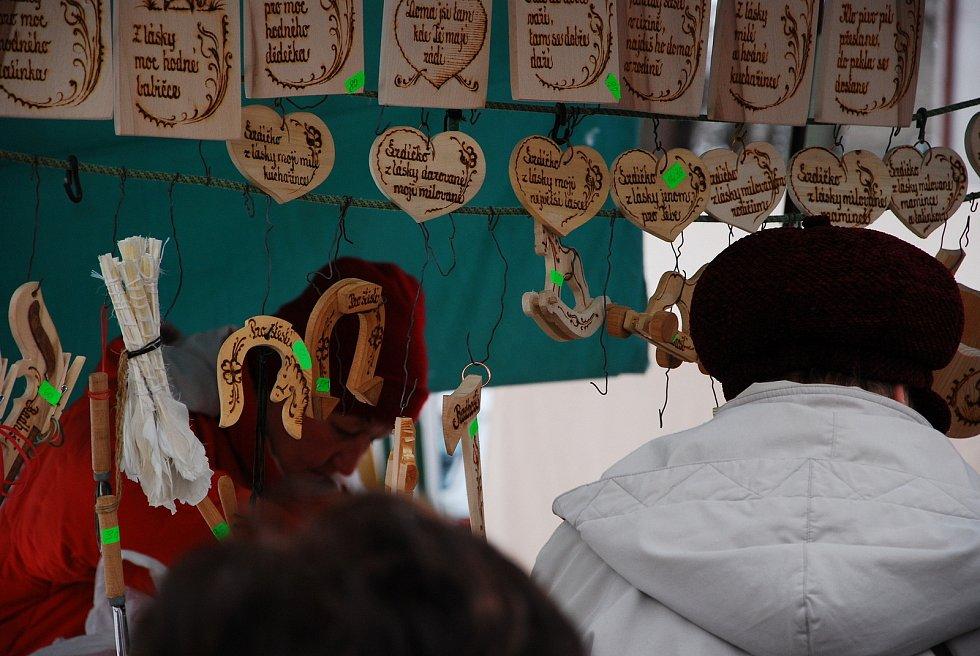 Obnovené Veselení o pouti svateho Valentina se v Příboře koná od roku 2004. Tuto ojedinělou pouť připomínáme snímky z let 2005 až 2019.