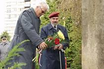 Kopřivnice je jedním z měst, kde každoročně uctívají památku válečných veteránů. Poslední dva před několika dny zemřeli.