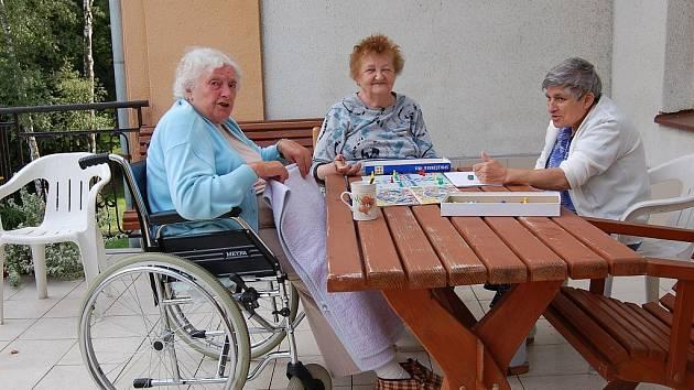 Pacienti mohou být novými obyvateli připravovaných bytů.