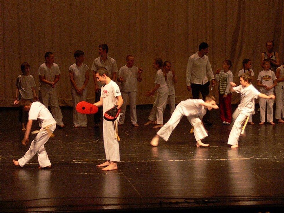 Tradiční přehlídka kroužků pod Střediskem volného času Fokus v Novém Jičíně ukázala návštěvníkům Beskydského divadla, co všechno se jeho klienti naučili za letošní školní rok.