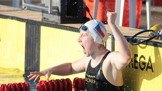Rok 2014 si podmanila novojičínská Klára Křepelková, jež se stala dvojnásobnou juniorskou mistryní světa.