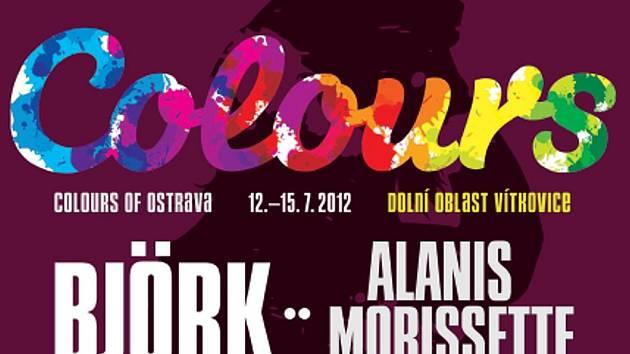 Colours of Ostrava 2012