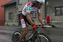 Slezský pohár amatérských cyklistů pokračoval 9. závodem O cenu Bohumína.