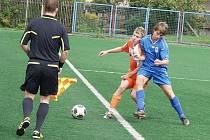 Mladšímu dorostu FK Nový Jičín patří i po víkendu první příčka fotbalové divize.