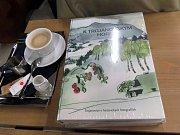 Křest knihy s názvem K trojanovským horám.