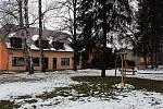 Park u Sadové ulice v Kopřivnici prošel úpravami, na jaře v něm přibudou písmena připomínající některé osobnosti.