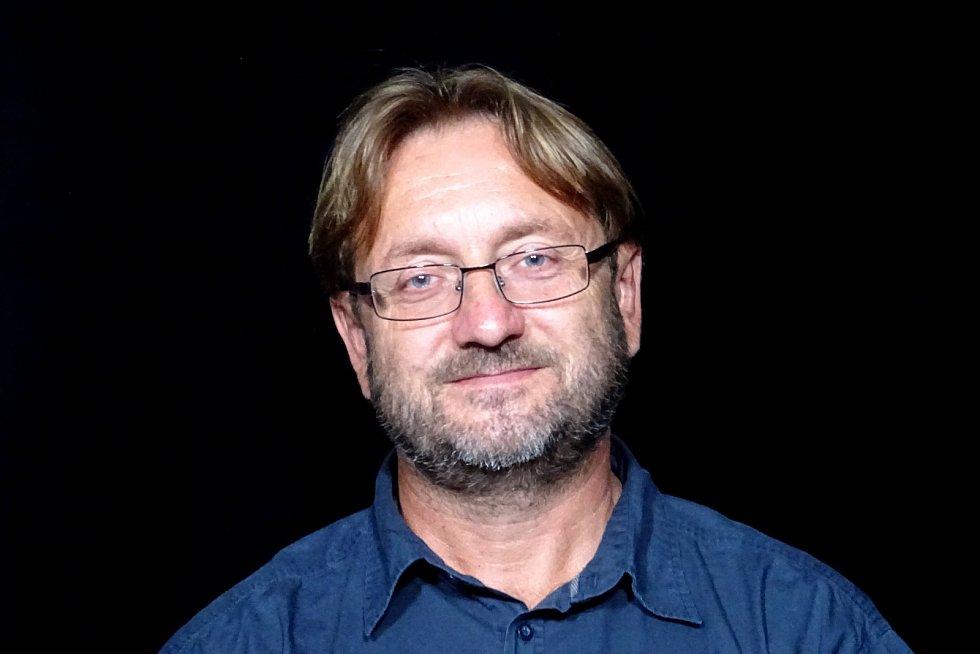 Petr Boháč v roce 2019.