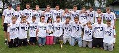 DOROST Frenštátu pod Radhoštěm bude hrát od příští sezony dorosteneckou divizní skupinu E.
