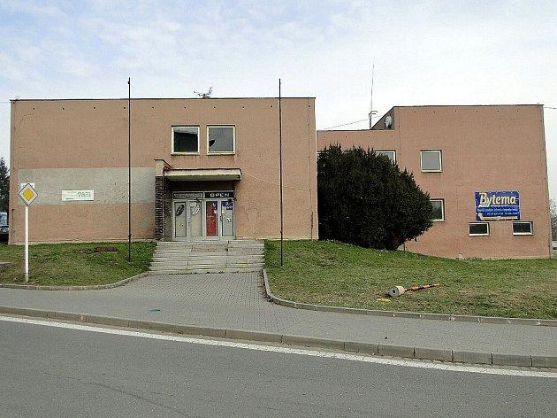 Bývalý novojičínský J-klub.