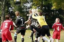 Napínavý zápas od samého začátku nabídl šlágr okresního přeboru OFS Nový Jičín. Na hřiště lídra tabulky ze Skotnice přijely technicky vyspělé Bordovice.